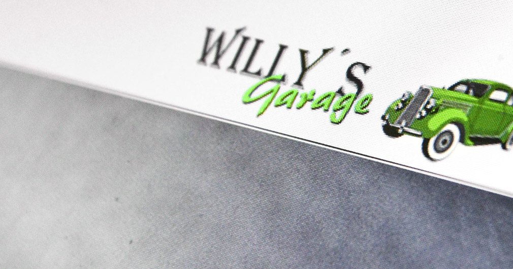 Willy's Garage